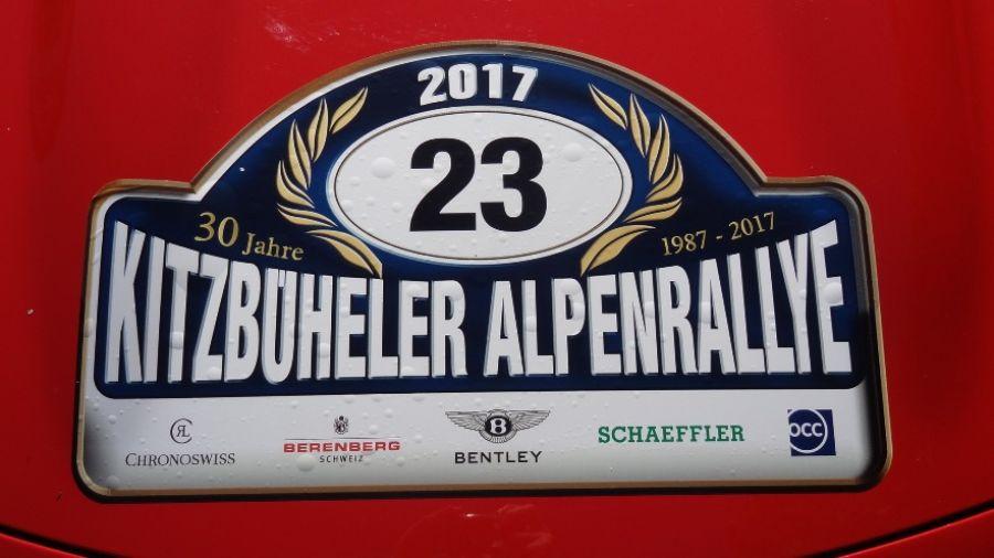 Kitzbüheler Alpenrallye 2017