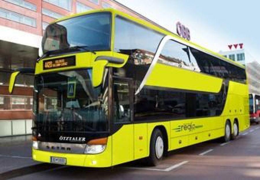 RegiobusExpress Linie 960X verkehrt ab Samstag, 6. Juni wieder über den Korridor Südtirol