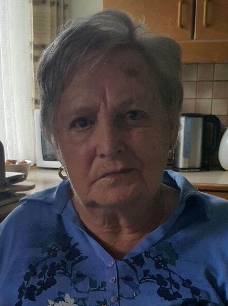 Cilli Klammer (87), Strassen, † 11. September 2018
