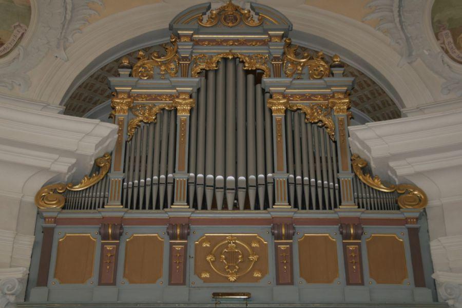 Orgel der Dreifaltigkeitskirche klingt wie neu