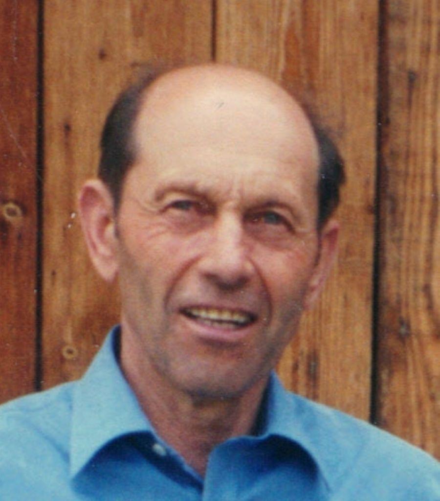 Jakob Trojer (82), Strassen, † 19. Dezember 2018