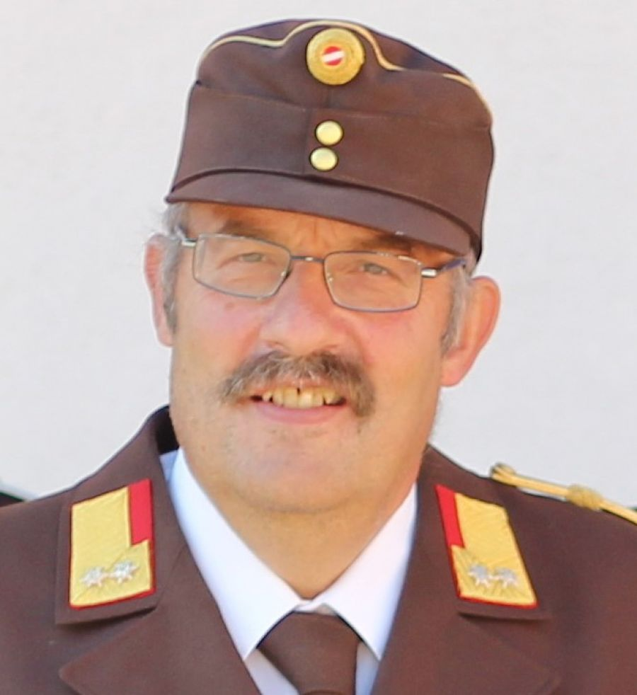 Heinz Golmayer (62), Strassen † 3. Oktober 2021