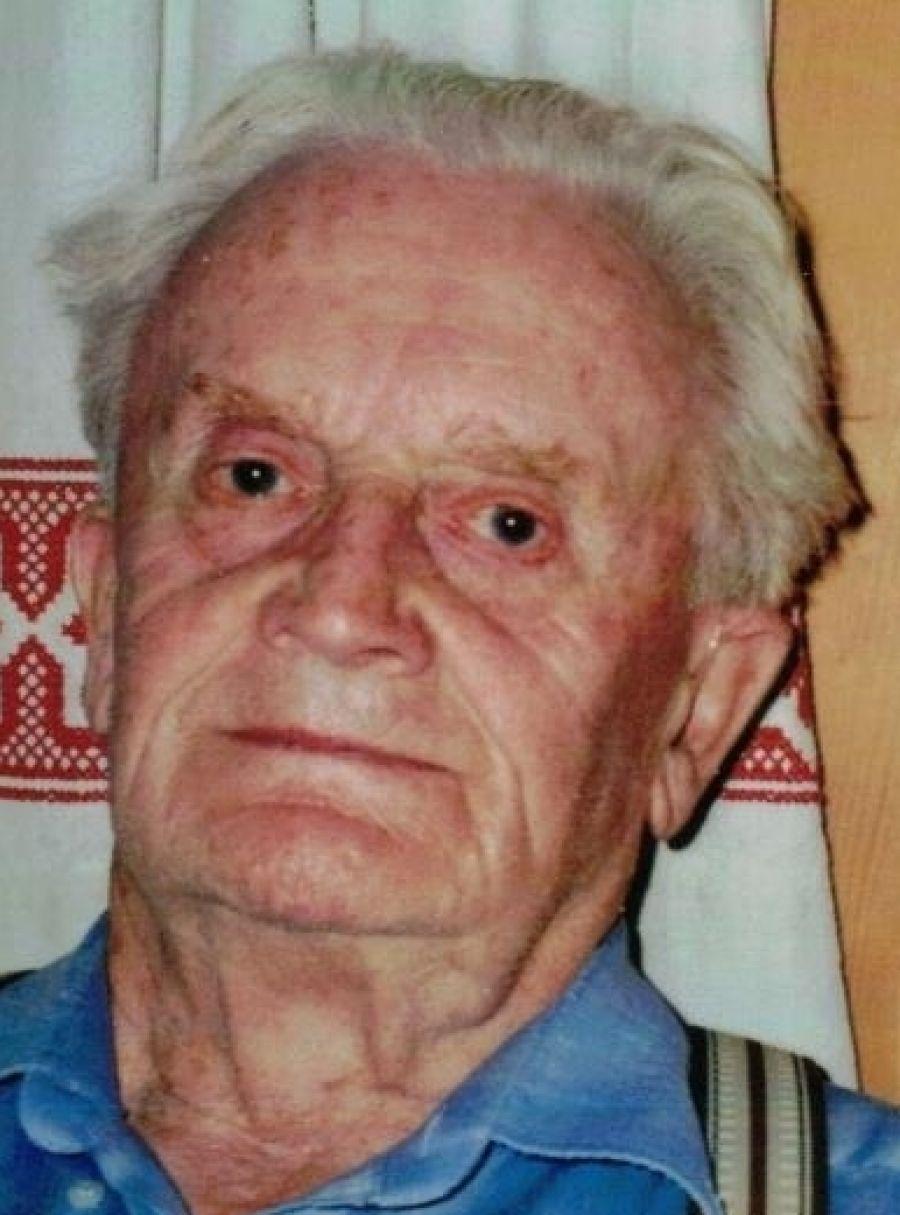 Adolf Aichner (89) Strassen, † 6. Feber 2021