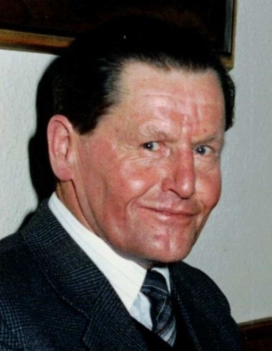 Josef Webhofer (95), Strassen, † 21. November 2020