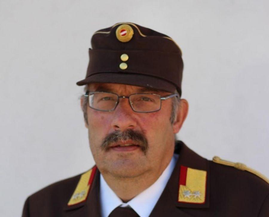 Heinz Golmayer, † 3. Okober 2021