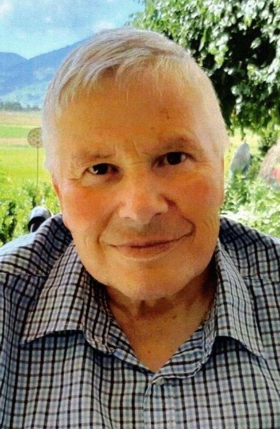 Heinrich Wilhelmer (72), Strassen, † 26. Juni 2021