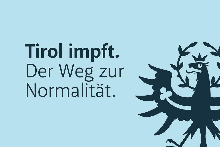 Tirol impft. Ohne Anmeldung.